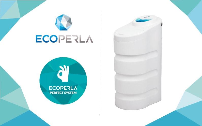 kompaktowy zmiękczacz wody Ecoperla Toro