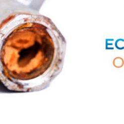 Ecoperla Oxytower - odżelaziacz i odmanganiacz z komorą sprężonego powietrza